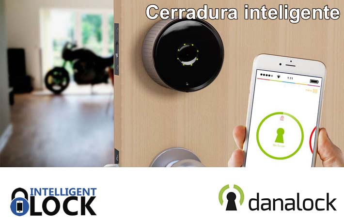 cerradura inteligente danalock intelligent lock