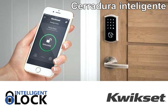 cerradura inteligente kwikset intelligent lock