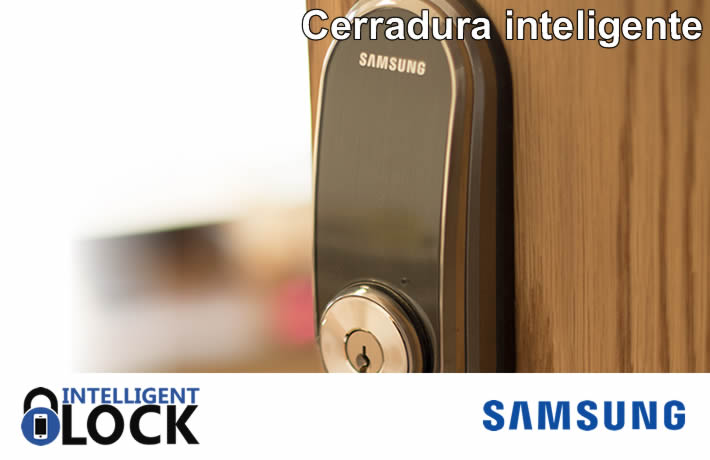 cerradura inteligente samsung intelligent lock