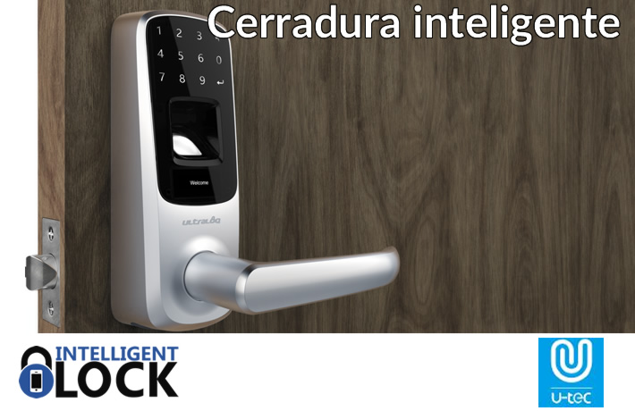 cerradura inteligente Ultraloq intelligent lock